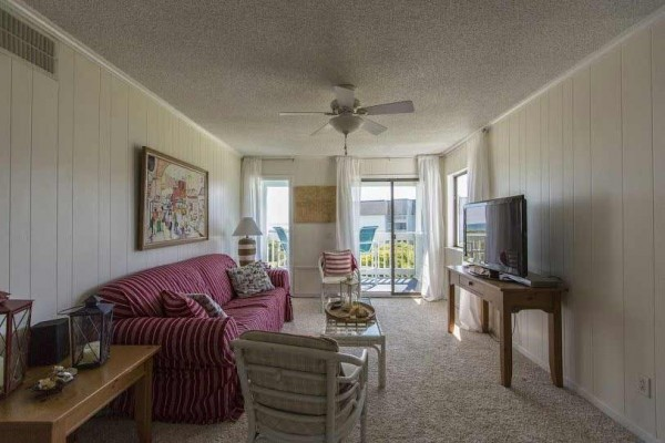 [Image: 2 BR, 2 BA with Wonderful Ocean Views!]