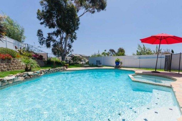 [Image: 3 Minutes to Beach! Legoland, Kid,Family-Friendly Fun, Golf!! Private Pool/Spa]