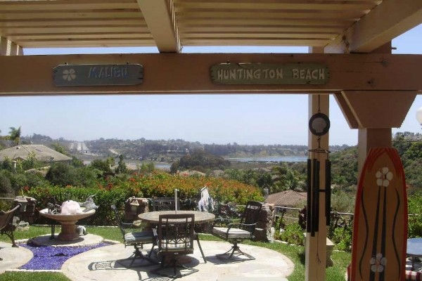 [Image: Cool Ocean Breeze: Hillside Home with Gorgeous Batiquitos Lagoon View.]