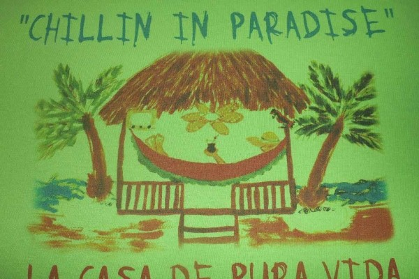 [Image: 'Chillin in Paradise' Spa/Retreat Island Oasis!!! Live, Laugh, Love, and Relax!]